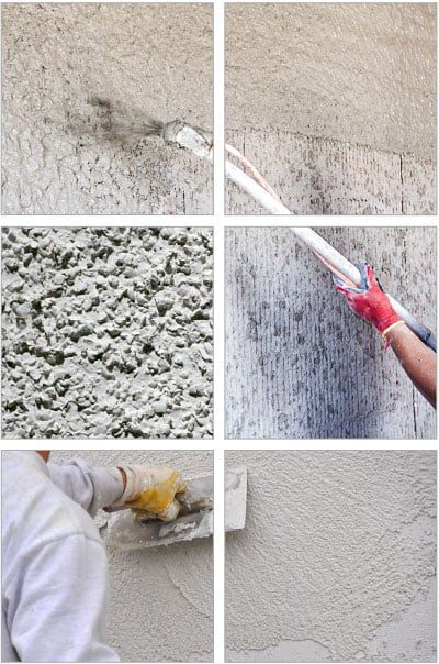 perlite aggregate provides both lightweight and insulative properties to concrete